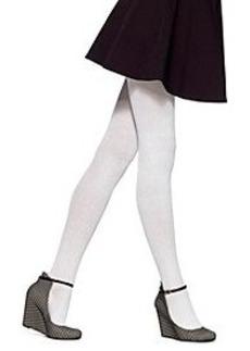HUE® Micro Rib Sweater Tights