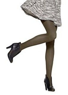 HUE® Opaque Tights - Army