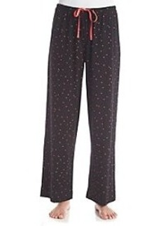 HUE® Pajama Pants - Mini Hearts