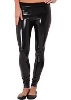 HUE Patent Leatherette Leggings