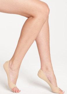 Hue 'PB Peekaboo' Liner Socks (3 for $16)