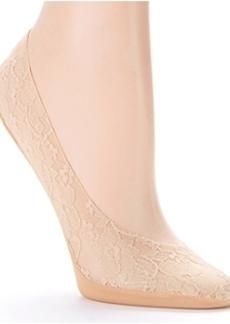 HUE Perfect Edge Lace Shoe Liner