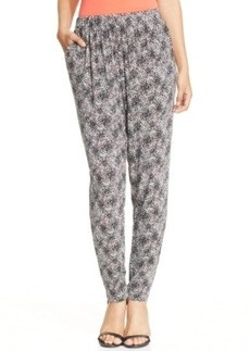 Hue Relaxed Jersey Elastic Abstract Leggings