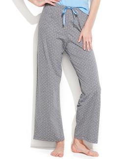 HUE Rio Dot Pajama Pants