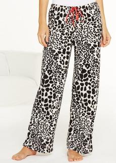 HUE Shadow Leopard Pajama Pants