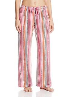 Hue Sleepwear Women's Endless Stripe Pant