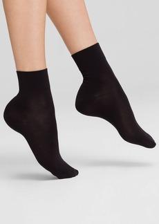 HUE Smooth Bitsy Socks