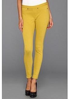 "HUE Solid Color ""Original Jeanz"" Leggings"