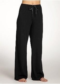 HUE Solid Pajama Pants