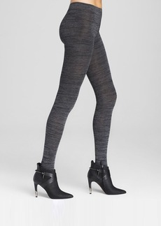 HUE Space-Dyed Sweater Tights