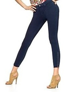 HUE® Super Smooth Denim Skimmer Leggings