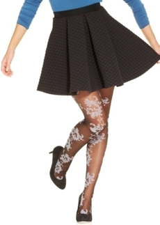 Hue Sweet Pea Control Top Tights