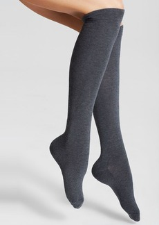 HUE Tall and Skinny Knee Socks
