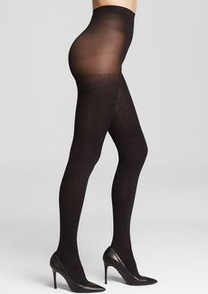 HUE Tights - Diamond Maze Control Top #U14837