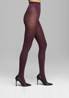 HUE Tights - Super Opaque Control Top #U6620