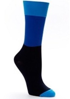 HUE Ultra-Smooth Crew Socks