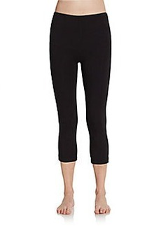 Hue Ultra Stomach-Shaping Capri Leggings