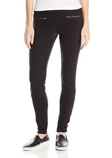 Hue Women's Moto Original Denim Legging