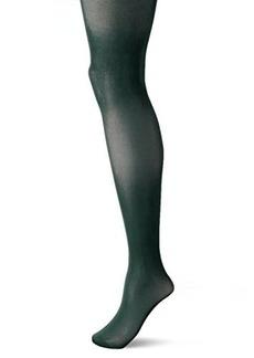 HUE Women's Opaque Sheer to Waist Opaque Tight