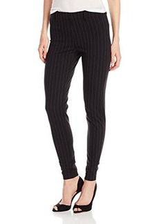 Hue Women's Pinstripe Ponte Leggings