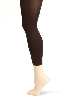 Hue Women's Super Opaque Footless Tight with Control Top Tight