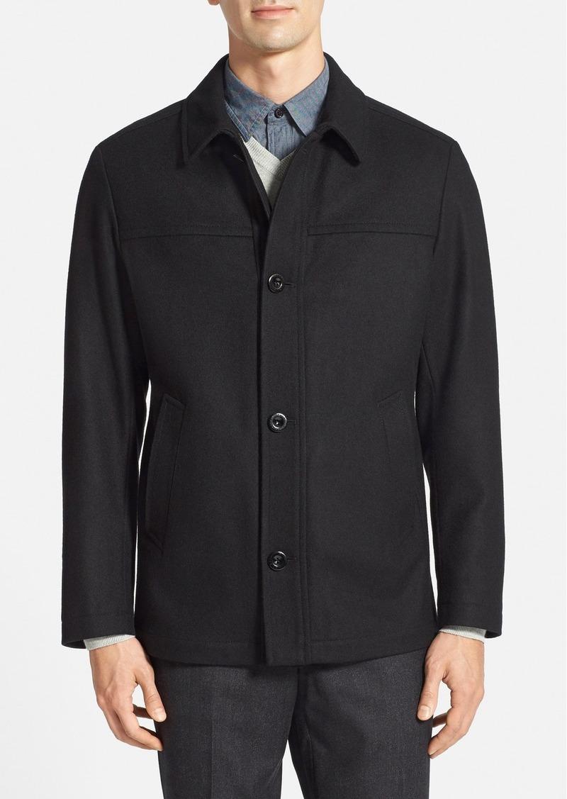 hugo boss boss hugo boss 39 charliy 39 wool blend jacket. Black Bedroom Furniture Sets. Home Design Ideas