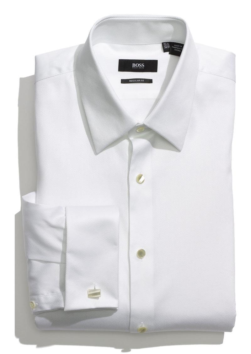 Hugo Boss Boss 39 Emmery 39 Us Regular Fit French Cuff Tuxedo