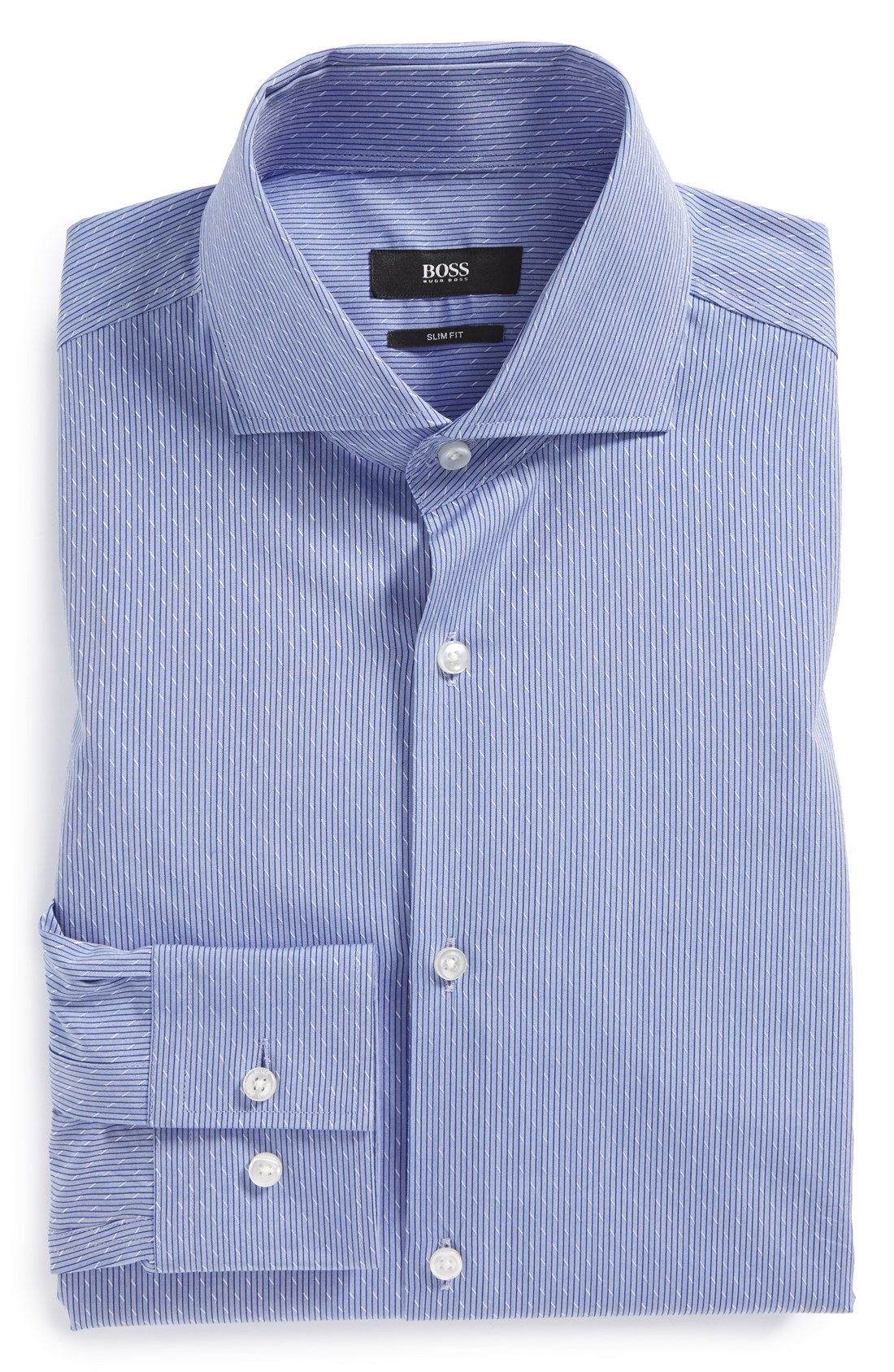 Boss 39 jason 39 ww slim fit dress shirt shop it to me all for Hugo boss jason shirt