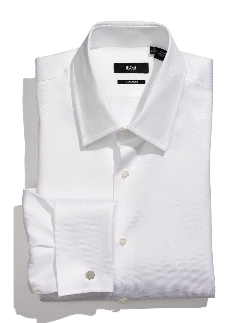 Hugo Boss Boss 39 Lawrence 39 Us Regular Fit French Cuff Dress