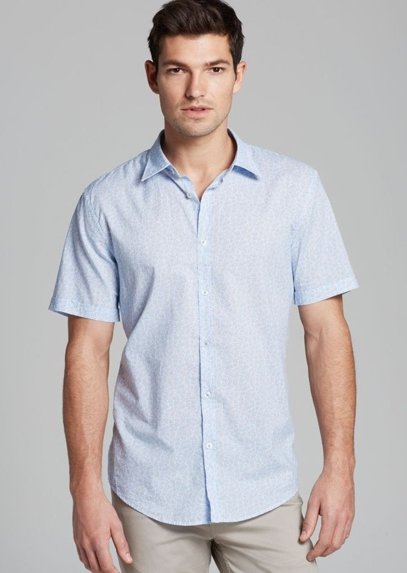 Hugo Boss Boss Hugo Boss Marco Short Sleeve Sport Shirt