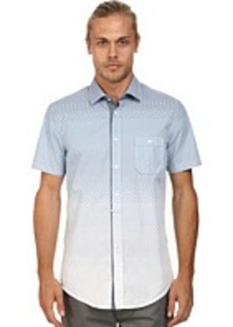 Hugo Boss Boss Orange Eslimye Slim Fit Short Sleeve Shirt