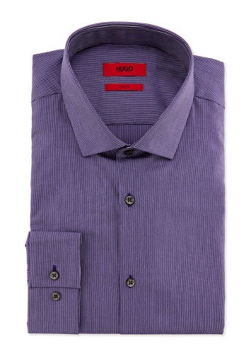 Hugo Boss Hugo Boss Slim Fit Easton Stripe Dress Shirt