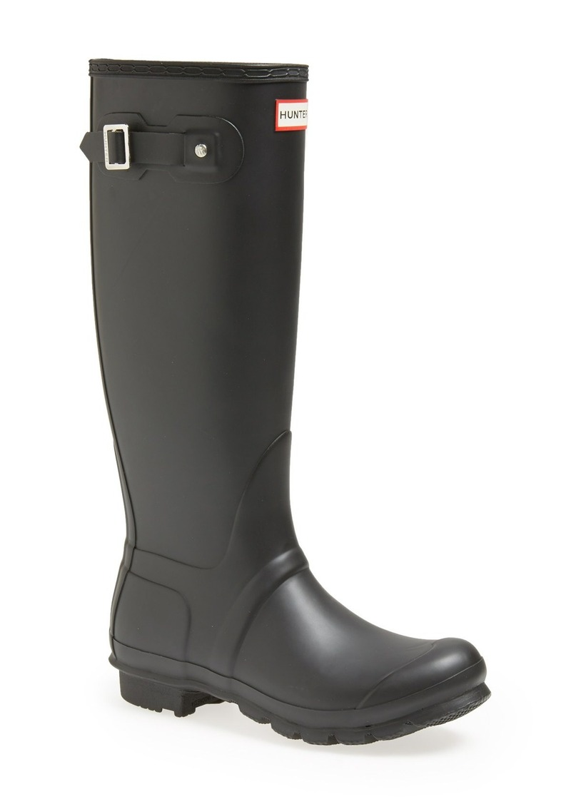 Awesome Rain Boot For Women Hunter Original Tall Gloss Rain Boot For Women A