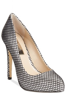 INC International Concepts Bindy Platform Pumps