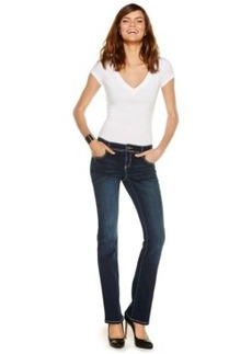 INC International Concepts Bootcut Jeans, Spirit Wash