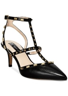 Inc International Concepts Carma Pointed Toe Studded Pumps Women's Shoes