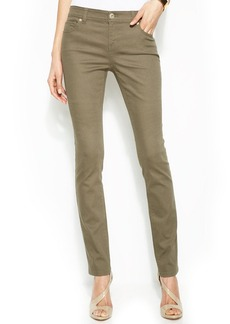 INC International Concepts Colored Skinny Jeans
