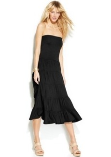 INC International Concepts Convertible Tiered Maxi Skirt