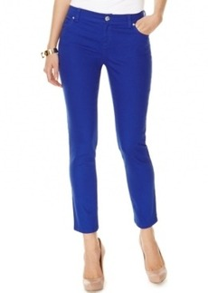 Inc International Concepts Cropped Colored Skinny Jeans