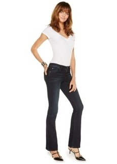 Inc International Concepts Curvy-Fit Bootcut Jeans, Phoenix Wash