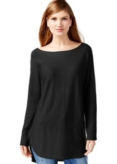 Inc International Concepts Dolman-Sleeve Tunic Sweater, Only at Macy's
