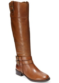 INC International Concepts Fahnee Wide Calf Riding Boots