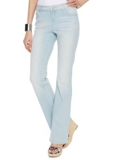 INC International Concepts Flared Jeans, Dreamer Wash