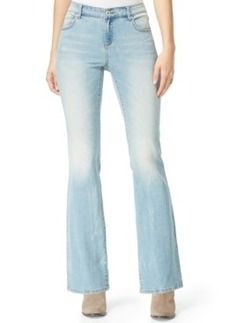 Inc International Concepts Flared Jeans, Light Indigo Wash, Only at Macy's