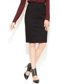 INC International Concepts High-Waist Pencil Skirt