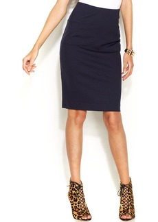 INC International Concepts High-Waist Pencil Skirt