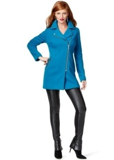 Inc International Concepts Long Moto Jacket, Only at Macy's