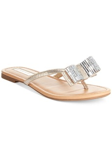 INC International Concepts Marleah Thong Sandals