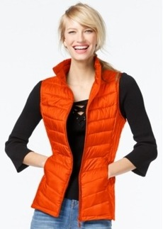 Inc International Concepts Packable Puffer Vest, Only at Macy's