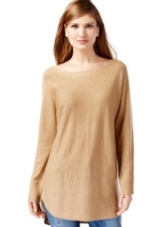 Inc International Concepts Petite Dolman-Sleeve Tunic Sweater, Only at Macy's